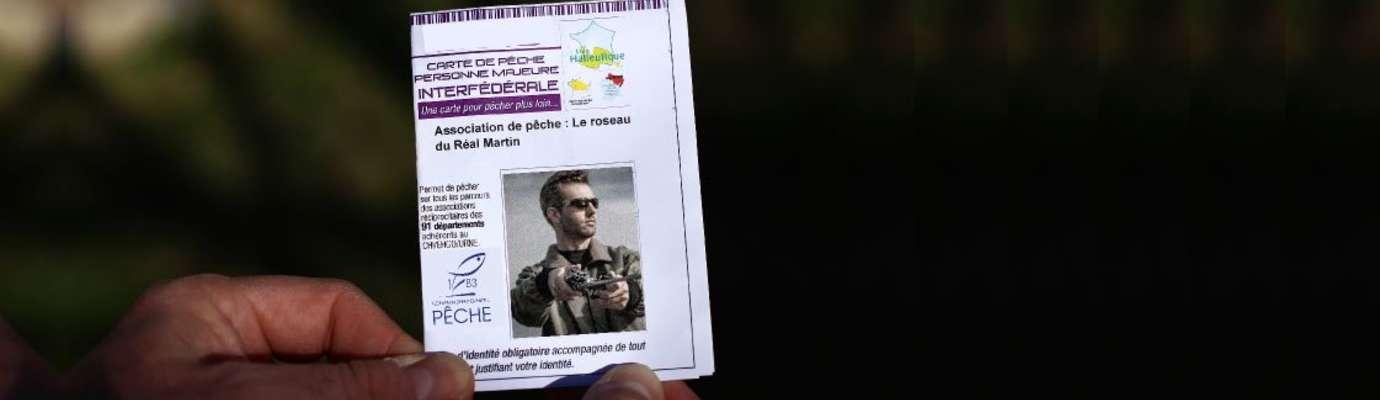 achat carte de peche ACHAT CARTE   Fédération de pêche du Var
